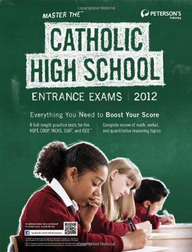 Master the Catholic High School Entrance Exams 2012...