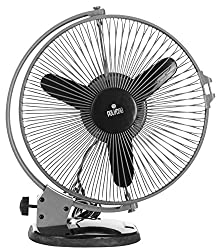 Polycab Ftp2000601 50 Watt Plastic Cutie Multipurpose Fan (Grey Black) 225mm