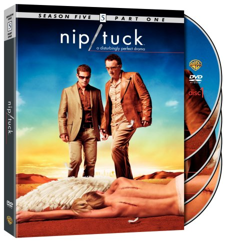 Nip/Tuck: Season 5 Part One [DVD] [2004] [Region