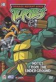 echange, troc Teenage Mutant Ninja Turtles 5: Notes From Under [Import USA Zone 1]
