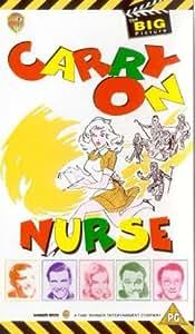 Carry On Nurse [VHS]