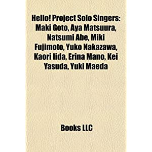 Hello Project Solo Singers | RM.