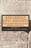 Res Gestae Divi Augusti: The Achievements of the Divine Augustus (0198317727) by Augustus