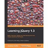 Learning jQuery 1.3 ~ Karl Swedberg