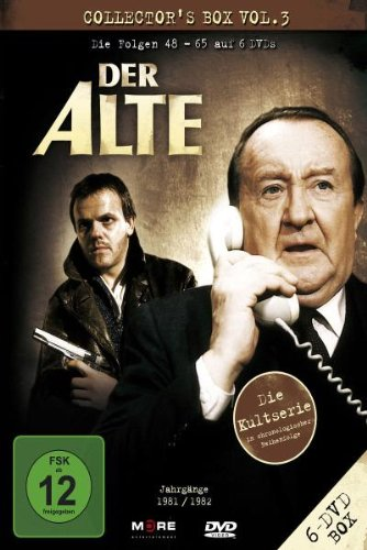 Der Alte - Collector's Box Vol. 03 (Folgen 48-65) [6 DVDs]