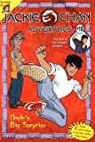 img - for Jackie Chan #10: Uncle's Big Surprise (Jackie Chan Adventures) by Carrol, Jacqueline (2002) Mass Market Paperback book / textbook / text book