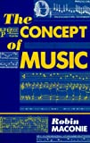 The concept of music /