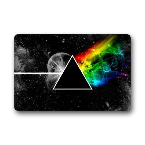 "Custom Pink Floyd lavabile in lavatrice Zerbino interni ed esterni zerbino 23.6""(L) x15.15(W)"