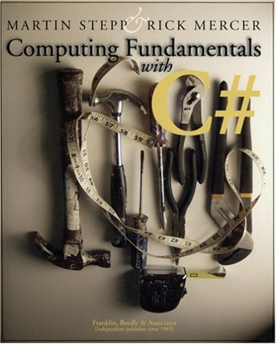 Computing Fundamentals With C#