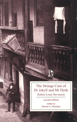 The Strange Case of Dr. Jekyll and Mr. Hyde, second...