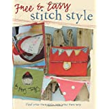 Free & Easy Stitch Styleby Treffry Poppy
