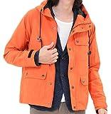 (フルライフ)FULLLIFE 60/40クロス撥水加工配色 マウンテンパーカー M オレンジ