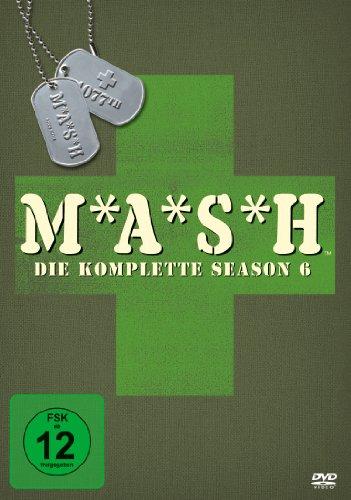 M*A*S*H - Die komplette Season 06 [3 DVDs]
