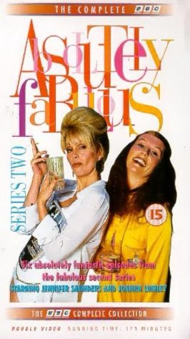 Absolutely Fabulous - Series 2 [VHS] [1992]