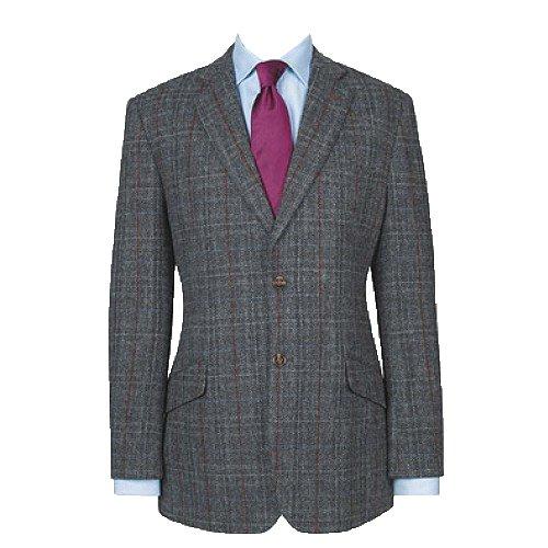 Genuine-New-Mens-Fitted-Harris-Tweed-Light-Weight-Wool-Fergus-Jacket