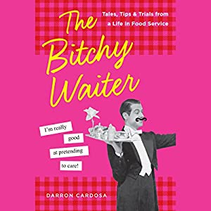 The Bitchy Waiter Audiobook