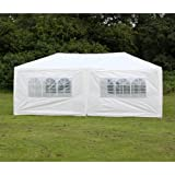 Palm Springs 10' x 20' Wedding / Party Tent Marquee with Sides - Newby Palm Springs