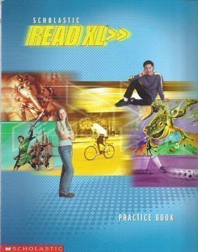 Scholastic Read XL 6th grade Practice book (Read XL Practice Book)