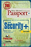 img - for Mike Meyers' CompTIA Security+ Certification Passport 3rd Edition (Exam SY0-301) (Mike Meyers' Certficiation Passport) [Paperback] [2011] (Author) T. J. Samuelle book / textbook / text book