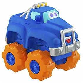 Playskool Wheel Pals Cushy Cruiser Pickup