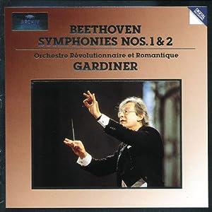 Beethoven: Symphonies, Nos 1 & 2