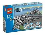 Toy - Lego City 7895 - Weichen