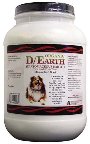 Diatomaceous Earth 3 pounds