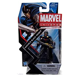 Black Knight Marvel Universe #029 Action Figure