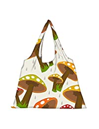 Snoogg High Strength Reusable Shopping Bag Fashion Style Grocery Tote Bag Jhola Bag - B01B96Q8GS