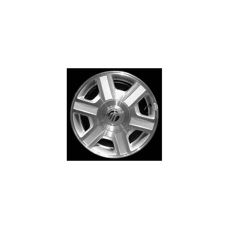 02 FORD EXPLORER ALLOY WHEEL RIM 16 INCH SUV, Diameter 16, Width 6 (6 SPOKE), DARK SILVER, 1 Piece Only, Remanufactured (2002 02) ALY03417U25
