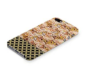 Cover Affair Floral / Pattern Printed Back Cover Case for Apple iPhone 5