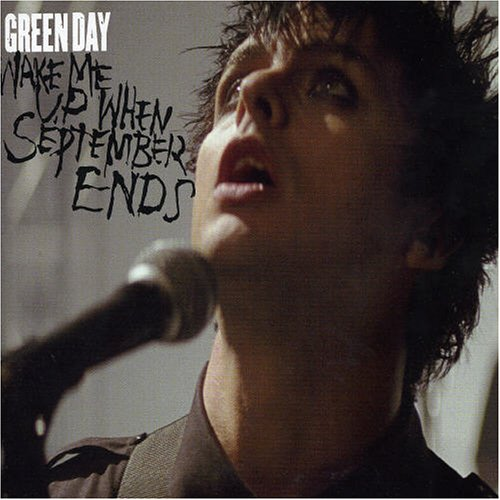 Wake Me Up When September Ends [2 Track CD]