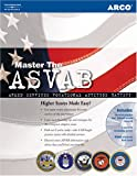 img - for Master the ASVAB (Book & CD Rom) book / textbook / text book