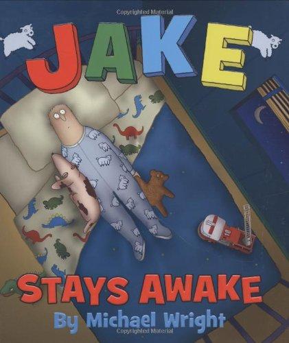 Jake Stays Awake - Michael Wright