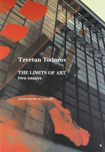 The Limits of Art: Two Essays (The French List)