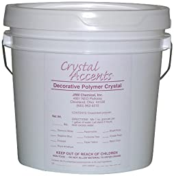 Crystal Accents CA-05D Diamond White 5-Pound Pail