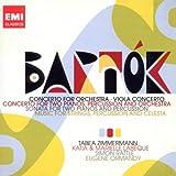 echange, troc  - Concertos Pour Orchestre, Pour Alto, Pour 2 Pianos & Percussion, Musique Pour Cordes Percussion & Ce