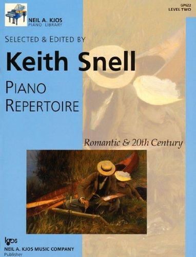 GP622 - Piano Repertoire : Romantic & 20th Century, Level Two