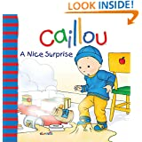 A Nice Surprise (Caillou 8x8)