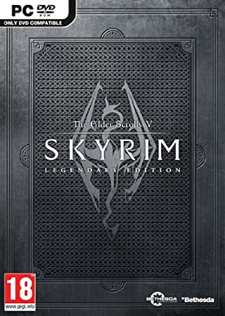 The Elder Scrolls V: Skyrim Legendary Edition (PC DVD)