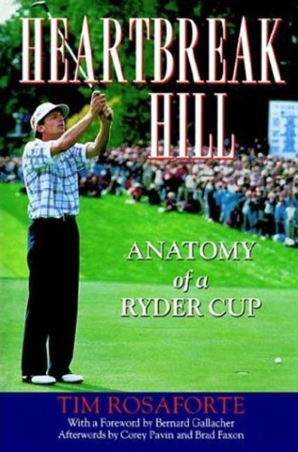 Heartbreak Hill: Anatomy of a Ryder Cup