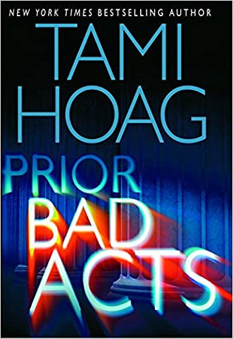 Prior Bad Acts (Sam Kovac and Nikki Liska Book 3)