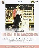 Verdi:Un Ballo In Maschera [Placido Domingo; Leo Nucci; Josephine Barstow; Florence Quivar; Sumi Jo; Kurt Rydl] [ARTHAUS: BLU RAY] [Blu-ray] [2015]