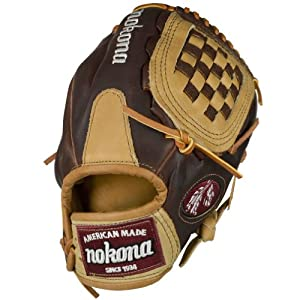 Nokona Junior Buffalo Combo Baseball Glove by Nokona