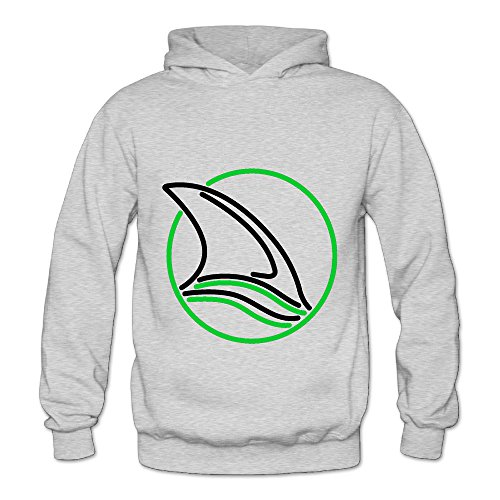 Lennakay Work Adult's Sharks Hoodie With No Pocket Ash For Woman SizeXL (Chlorine Tablet Shark compare prices)
