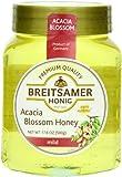 Breitsamer Honey in Jar, Acacia Mild, 17.6 Ounce