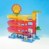 Shell-Parkhaus, 4 Ebenen