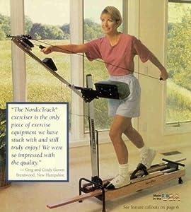 Buy NordicTrack EXCEL Skier Ski Machine by NordicTrack