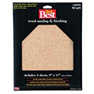 Ali Ind.330086Do it Best Garnet Sandpaper-COARSE GARNET SANDPAPER