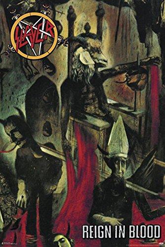 Slayer Reign in blood Poster Standard